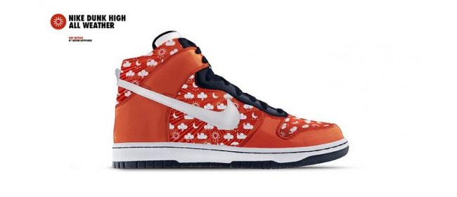 Nike za sve vremenske uslove