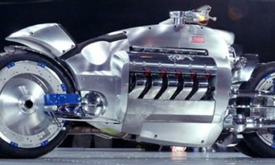 Najskuplji motor na svetu