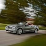Mercedes E-klase kabriolet