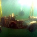 Bugatti izvađen sa dna jezera posle 70 godina  %Post Title