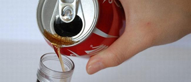 Mobilni na Coca Colu