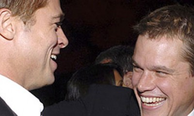 Brad Pitt i Matt Damon u Happy Feet 2  %Post Title