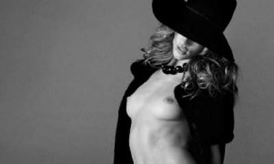 Rosie Huntington-Whiteley u toplesu  %Post Title