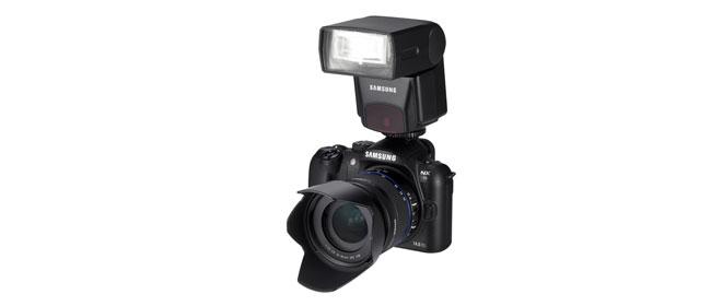 Samsung foto aparat sa izmenjivim objektivima