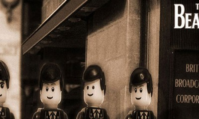The Beatles u Lego verziji  %Post Title