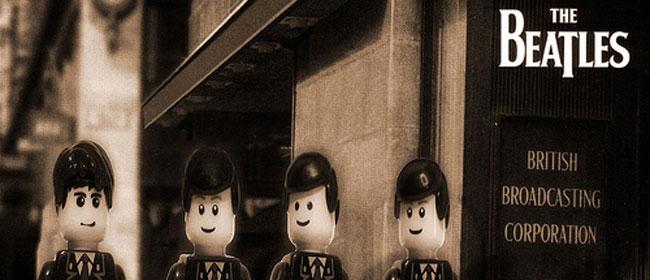The Beatles u Lego verziji