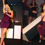 Pijana Paris Hilton u tangama