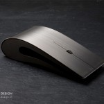 Ultra-dobar titanijumski miš
