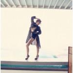 Olivia na kolenima