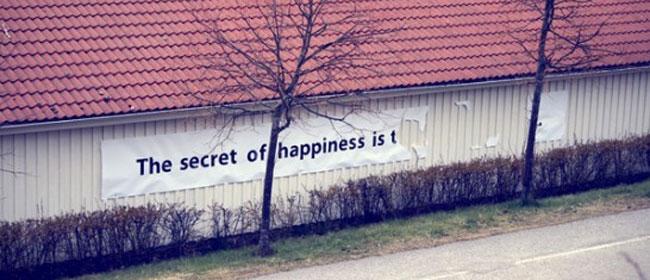 Tajna sreće