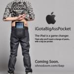 Lone za iPad