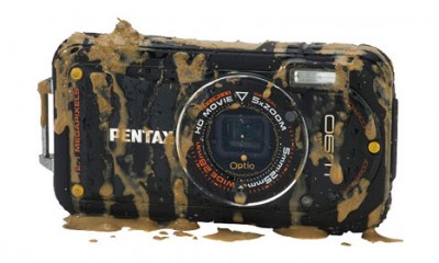 Neuništivi Pentax fotoaparat  %Post Title