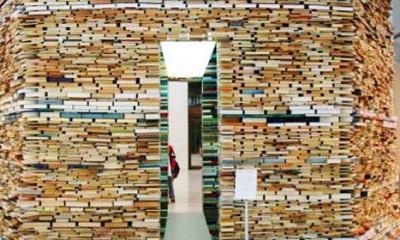 Kuća od knjiga  %Post Title