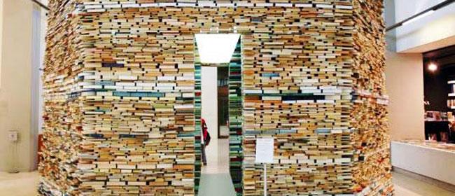Kuća od knjiga