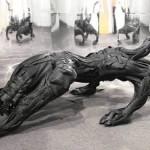 Skulpture od starih guma