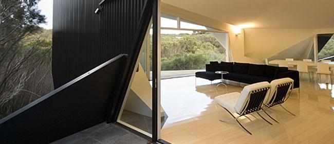 Uvrnuta kuća u Melburnu