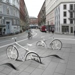 Gradski bicikli u Kopenhagenu