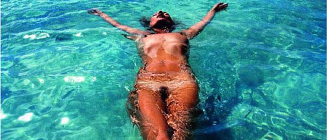Kate Moss – Baš gola