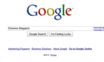 Google prekinuo cenzuru u Kini