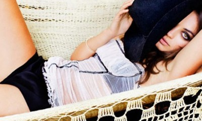 Mila Kunis kao kaubojka  %Post Title