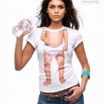 Sjajna reklama za Evian
