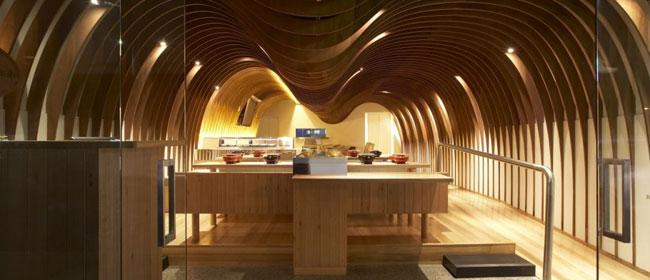 Restoran – pećina u Sidneju