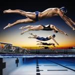 Akcione fotke plivanja