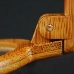 Naočare od bambusa