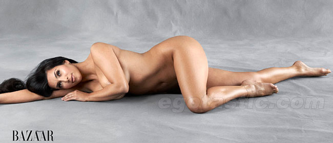 Gola Kim Kardashian
