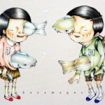 Bolesne japanske ilustracije  %Post Title