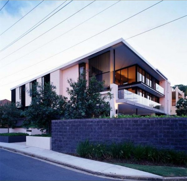 Moderna kuća u Brizbejnu  Domino magazin