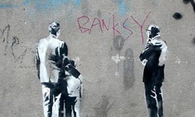 Banksy je ipak gotivac