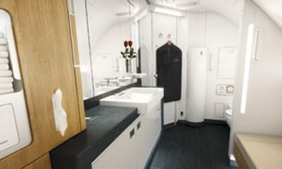 Lufthansa ima bolji WC od vas