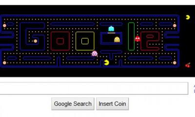 Google Pacman  %Post Title