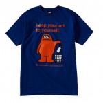 Dizajnerske majice za leto 2010.