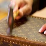 Louis Vuitton kovčeg