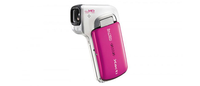 SANYO vodootporna kamera