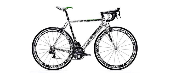 Grafiti bicikl