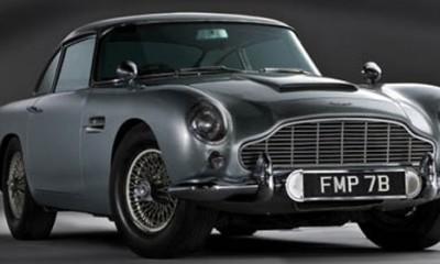 Bondov Aston Martin na prodaju