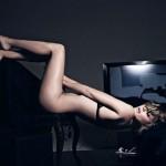 Heidi Klum za GQ