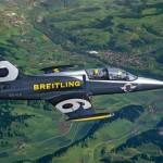 Breitling u vazduhu