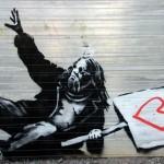 Banksy na festivalu  %Post Title