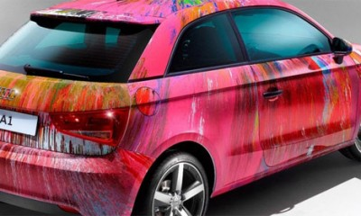Ofarbani Audi