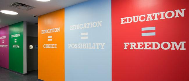 Obrazovanje = Sloboda