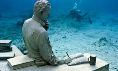 Podvodne skulpture  %Post Title