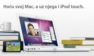 iPod Touch na poklon