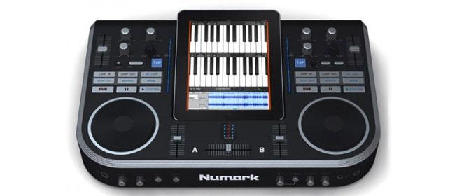 iPad DJ sto