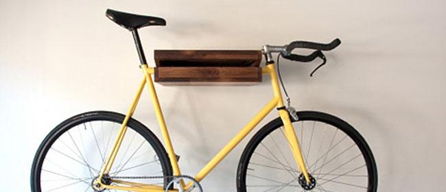 Polica za bicikl