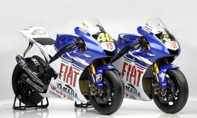 Predstavljanje 2008 Yamaha