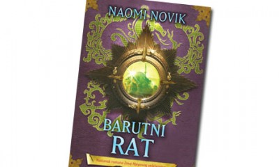 Naomi Novik - Barutni rat